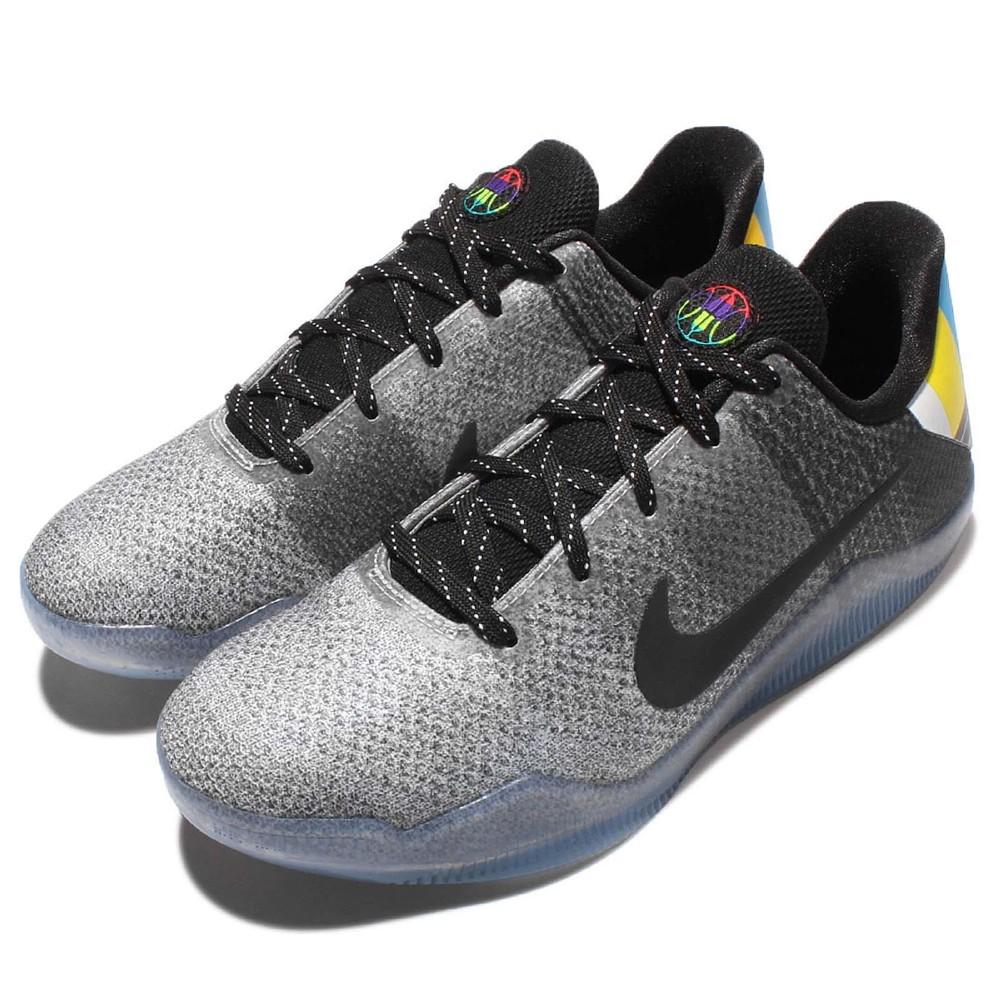 Nike 籃球鞋 Kobe XI GS 運動 女鞋