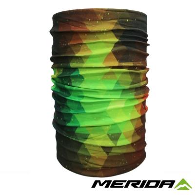 《MERIDA》美利達頭巾 2309003822 幾何三角 A