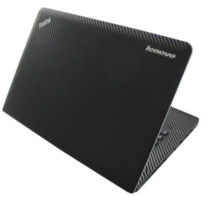 Lenovo ThinkPad E431系列專用Carbon立體紋機身保護膜(DIY包膜)
