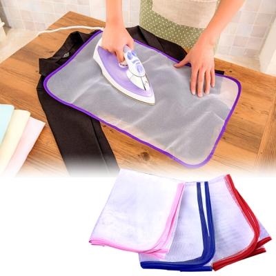 kiret 日本 耐高溫 防燙墊布-高級衣物專用 熨衣隔熱墊 燙衣墊(多色隨機)