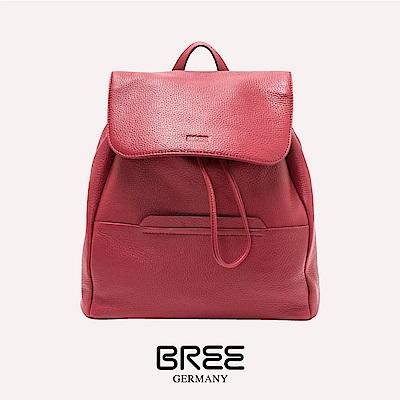 BREE Faro 4 磚紅色 後背包 38-338160004