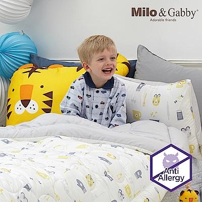 Milo-Gabby-動物好朋友-兒童大人款輕柔舒