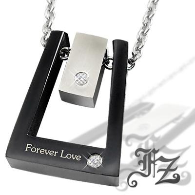 【FZ】方之戀情白鋼項鍊