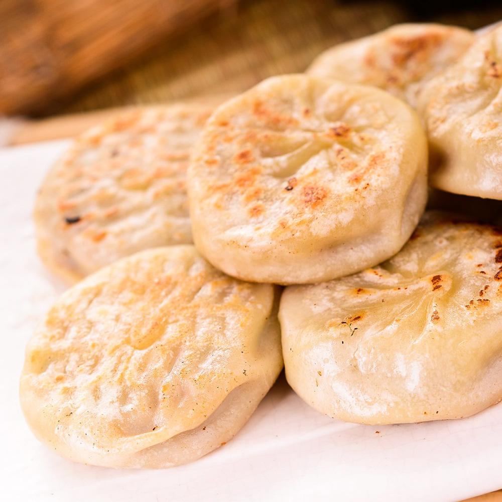 蔥阿伯 牛肉餡餅 2包 (20顆/包)
