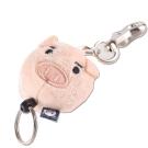 UNIQUE 可愛豬鑰匙扣吊飾