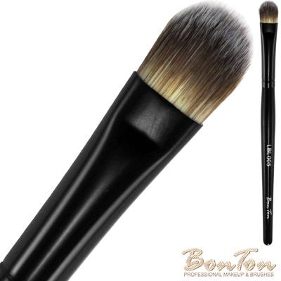 BonTon 墨黑系列 遮瑕刷(中) LBL005 三色纖維直毛
