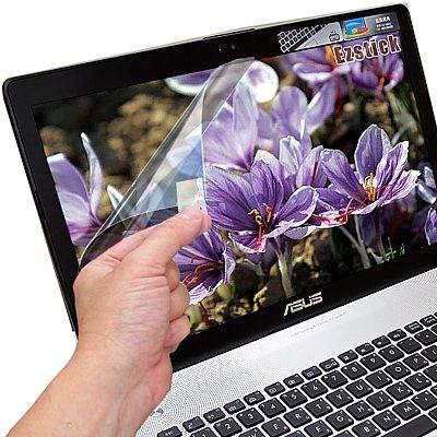 Ezstick 靜電式螢幕保護貼-ASUS N56 N56VZ N56VM專用
