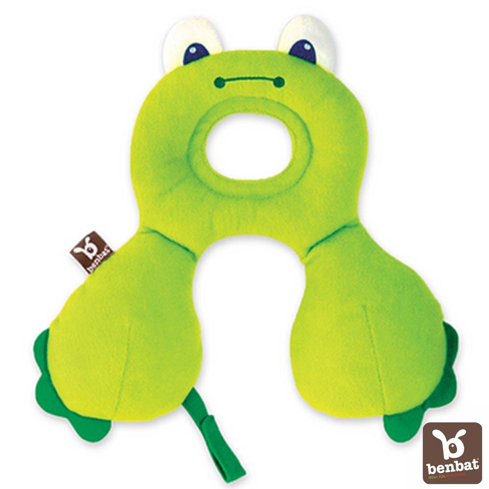 Ben Bat Total support系列 青蛙款旅遊朋友頸枕