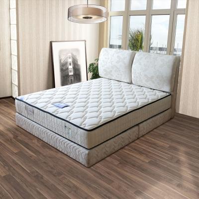 獨立筒-雙人5呎-小夜曲獨立筒雙人環保睡眠床墊-Y