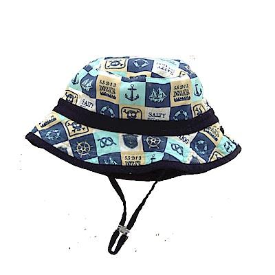 酷海盜春夏兒童盆帽
