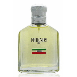 Moschino Friends 麻吉男性淡香水 75ml 無外盒包裝