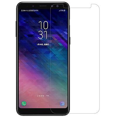 NILLKIN SAMSUNG Galaxy A8+(2018)超清防指紋保護貼