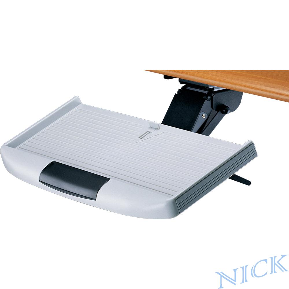 NICK 多功能標準型塑鋼鍵盤架(二色)