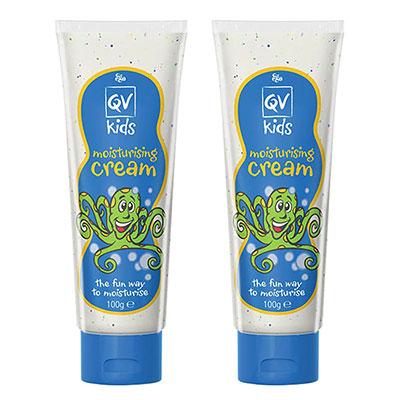 Ego意高 QV兒童專用舒敏照護乳霜(100g)2入組