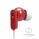 PEACEMINUSONE GD耳機 PMO IN-EAR 入耳式耳機 母胎紅