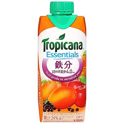 Kirin 純品果汁-芒果綜合(330ml)
