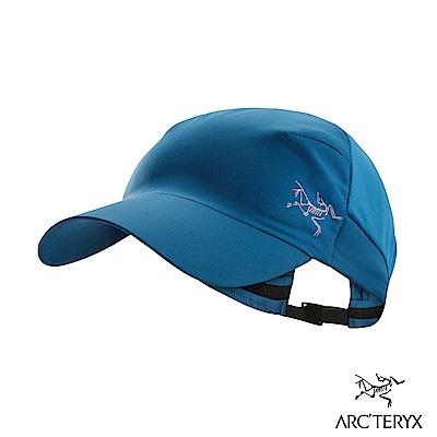 Arcteryx 始祖鳥 CALVUS 透氣遮陽帽 小灣藍