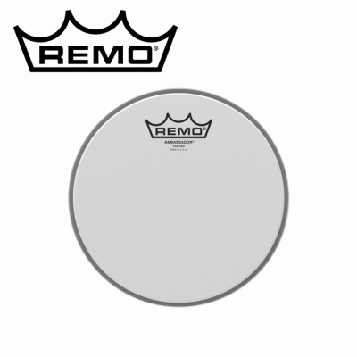 REMO BA-0108-00 8吋霧面鼓皮