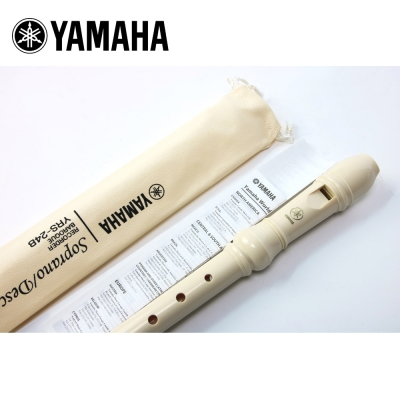 YAMAHA YRS-24B 英式高音直笛 (兩支)