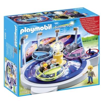 playmobil 歡樂遊樂園系列 旋轉刺激太空船