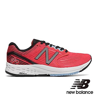 New Balance輕量跑鞋 W890CB6-D女性橘色