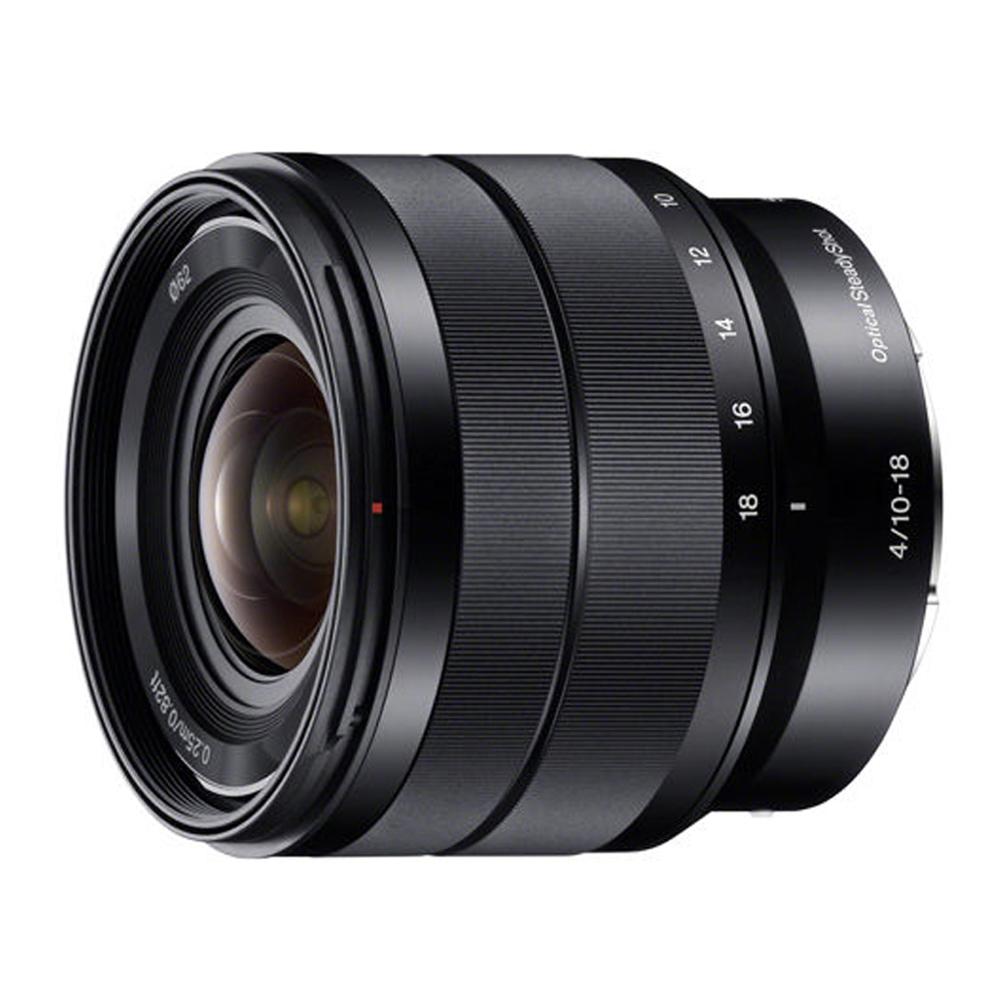 SONY E 10-18mm F4 OSS 超廣角變焦鏡頭*(平輸中文)