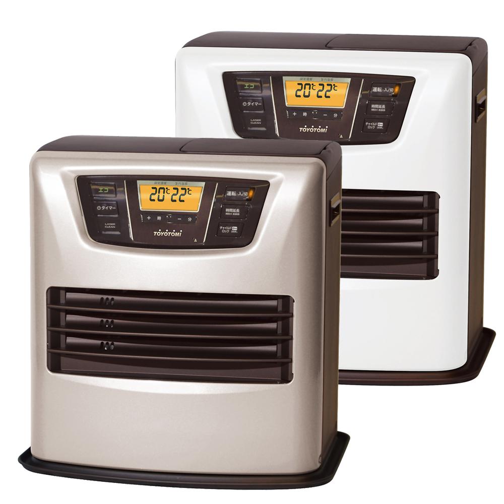 【日本製造】日本 TOYOTOMI 7L煤油電暖爐LC-L43C-TW