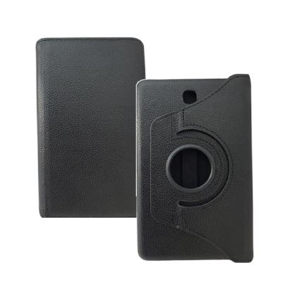 Samsung Galaxy Tab4 7.0 T230 荔枝紋旋轉皮套