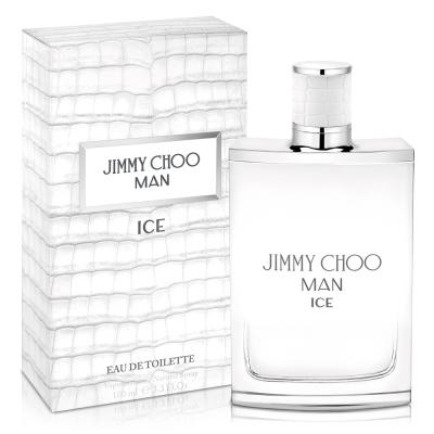 JIMMY CHOO 冷冽男性淡香水100ML 送品牌盥洗包