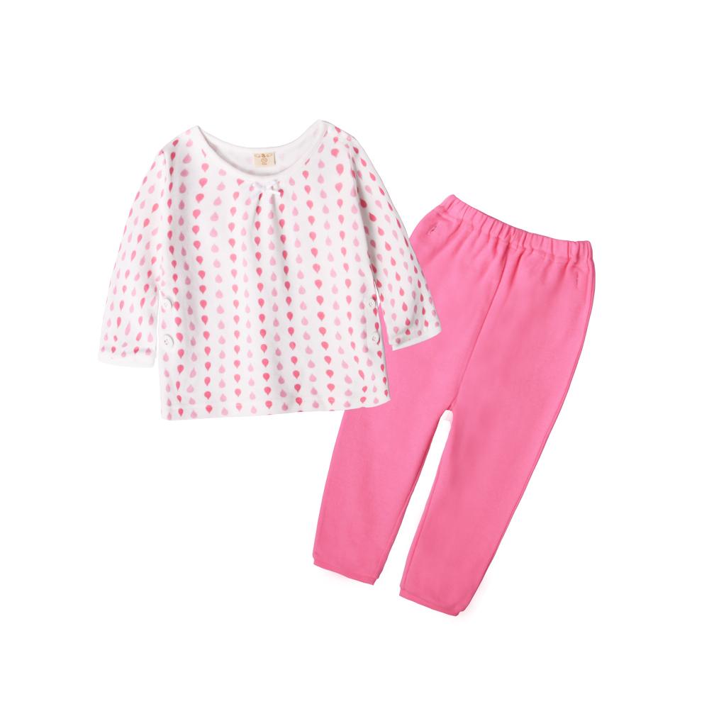 baby童衣 寶寶衣服套裝 棉質長袖卡通衣褲50552 product image 1