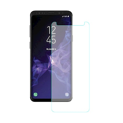 【SHOWHAN】SAMSUNG S9 5.8吋 9H鋼化玻璃貼 疏水疏油高清抗...