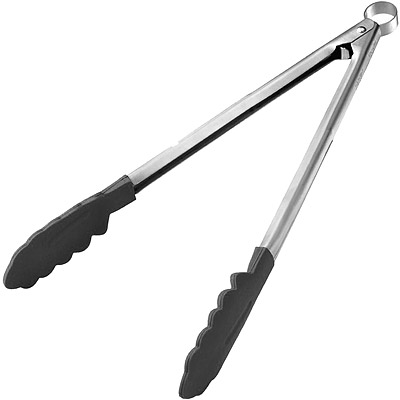 CUISIPRO 輕鬆夾餐夾(黑24cm)
