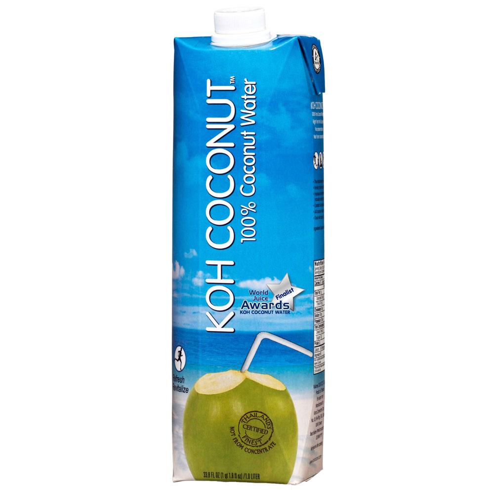KOH 純天然100%椰子汁(1000mlx3入) @ Y!購物