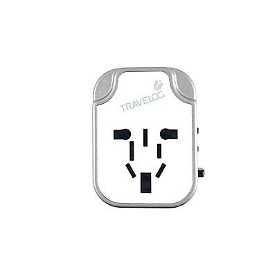 Travelog-雙USB旅行用萬用轉接頭