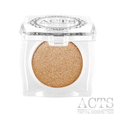 ACTS維詩彩妝-璀璨珠光眼影-璀璨咖啡金7509