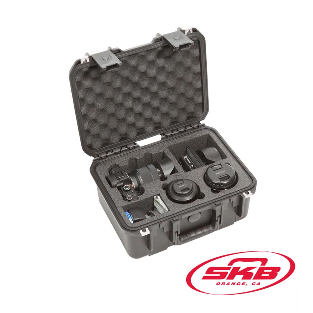 SKB Cases 相機氣密箱3I-13096SA7