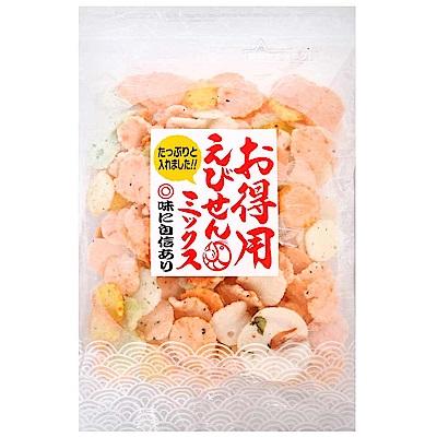 岡田屋製果 綜合蝦仙貝(230g)
