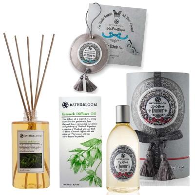 Bath & Bloom 嗅覺紓壓 室內香氛 任選290起