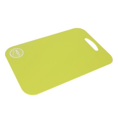 樂扣樂扣 雙面可用粉彩砧板-小(蔬菜綠) (8H)