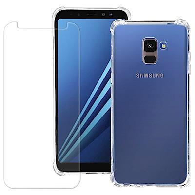 LUCCIDA Samsung Galaxy A8(2018) 超值包