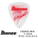 IBANEZ 1000KL 1.2mm 吉他彈片 白色款 10片包裝