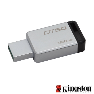Kingston 金士頓 128G DataTraveler 50 DT50 3.1隨身碟