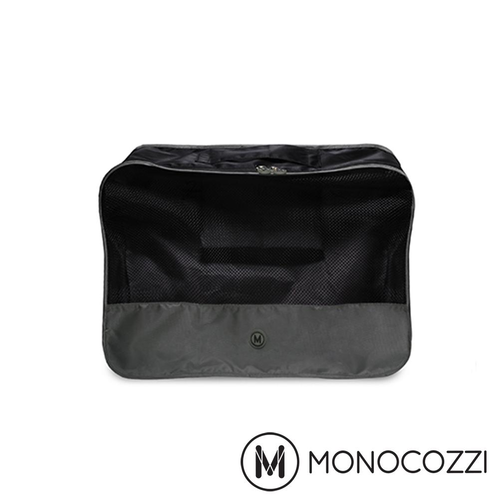 MONOCOZZI Lush 旅行衣物收納包 Apparel Pack (S)-深灰