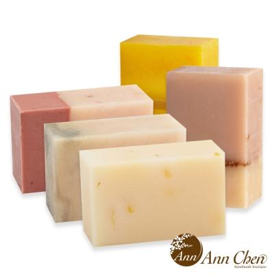 陳怡安手工皂-玫瑰潤澤手工皂5入組
