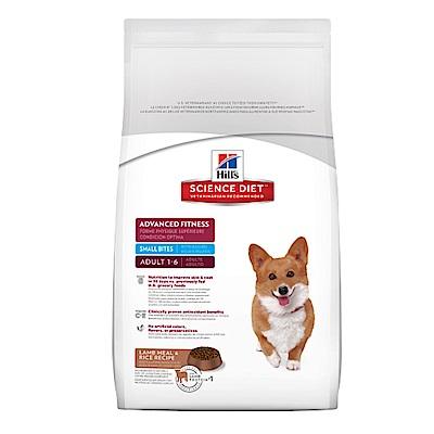 【希爾思Hills】成犬優質健康-羊肉與米配方(小顆粒)7.5kg