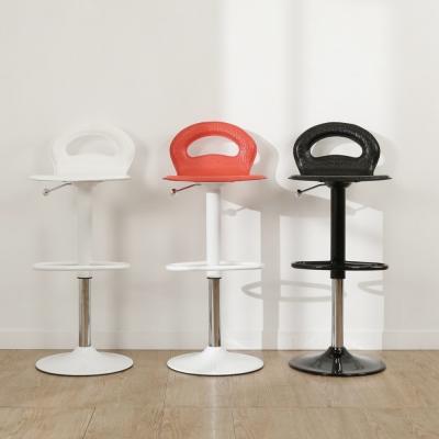 BuyJM維尼複合牛皮吧檯椅/三色可選-免組裝