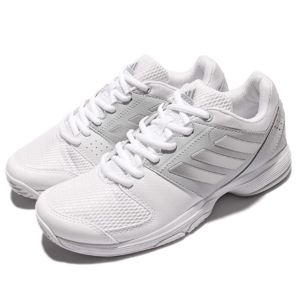 adidas 網球鞋 Barricade Court 女鞋 @ Y!購物