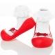 韓國Attipas 快樂學步鞋AB01-芭蕾紅