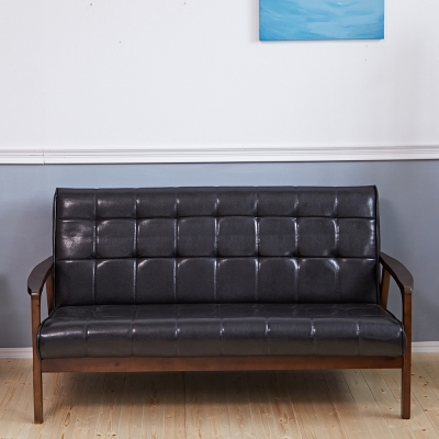Bed Maker-刺蝟羅斯 3P三人 復古經典/皮革沙發/復刻沙發(三色)