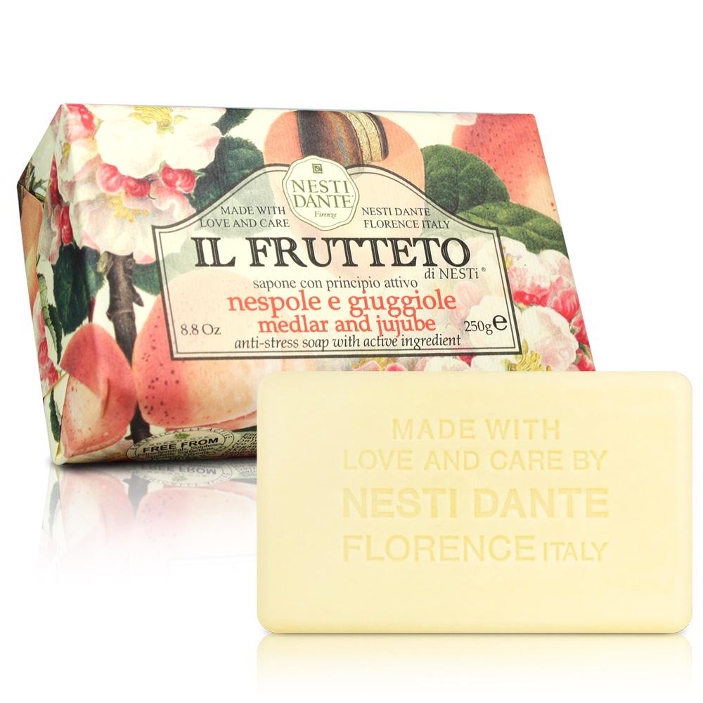 (任選)Nesti Dante 天然鮮果系列-枸杞棗子皂250g